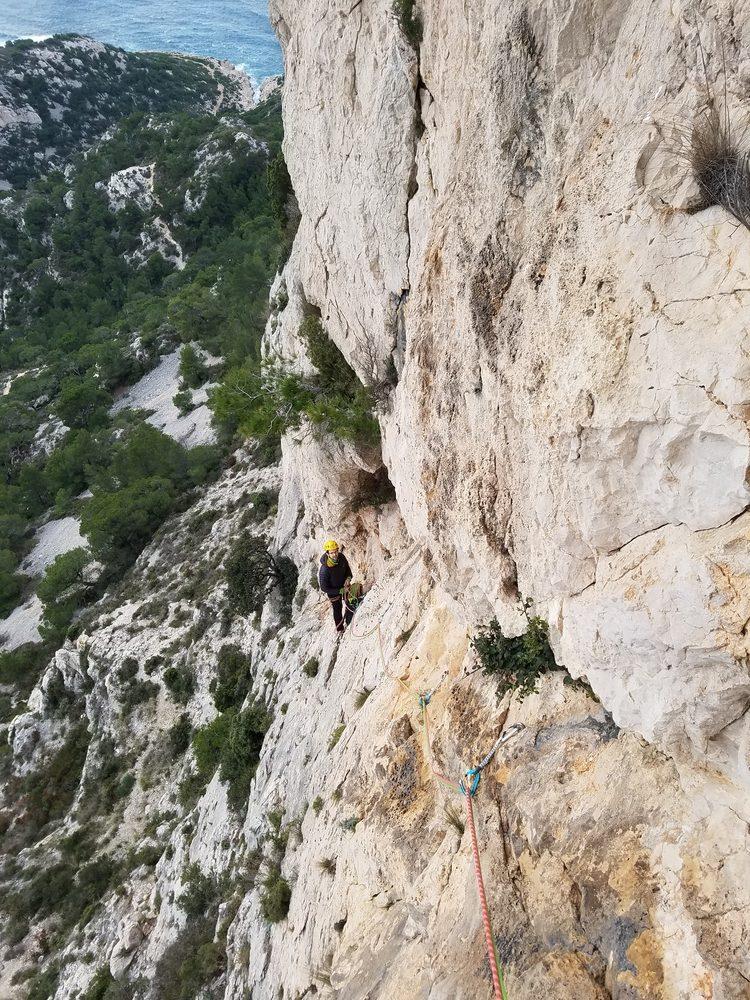 Calanques - Goudes - Toit du Garrigou