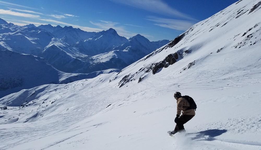 L'alpe d'Huez - Hors piste - Guide