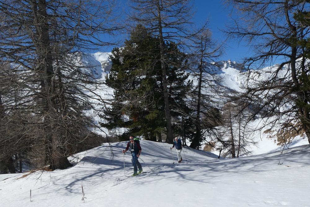 Initiation ski de randonnée - Paneyron - Les premiers pas