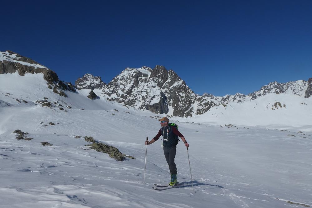 Découverte ski de rando - La Blanche - Le Pelvoux