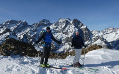 Découverte du ski de randonnée – 3 jours