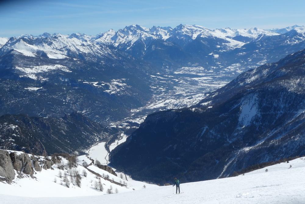 Découverte ski de randonnée - Tête des Lauzières - Yepa