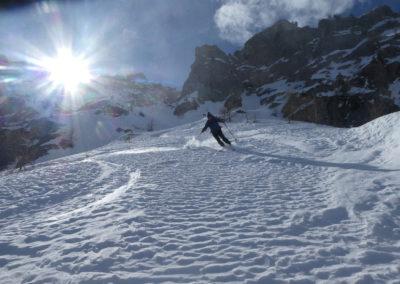 Aiguillas - Ski de rando - Miam