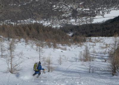 Aiguillas - Ski de rando - Mini mélézin