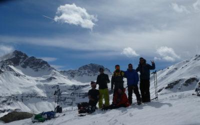 Week-end ski Dormillouse