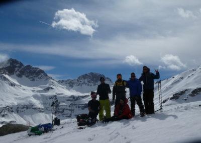 Week-end ski Dormillouse - La vallée de Freissinières