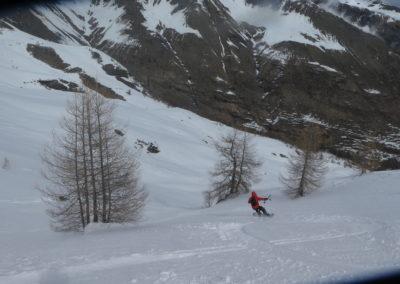 Week-end ski Dormillouse - Ptit Guillaume tout de suite mieux!