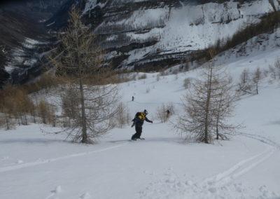 Week-end ski Dormillouse - Ski en bande