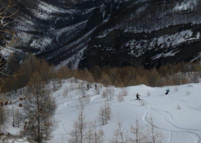 Week-end ski Dormillouse - Desorganisée