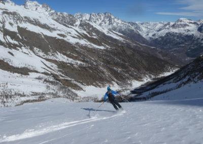 Col du Bal - Puy Saint Vincent - Ludo à l'assaut!