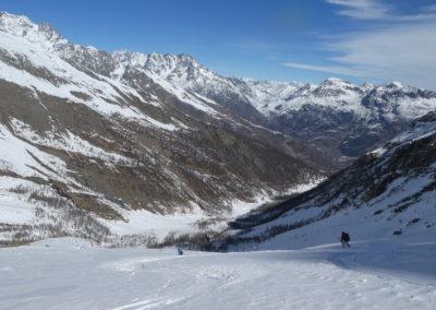 Col du Bal - Puy Saint Vincent - Ca sent bon c't'affaire