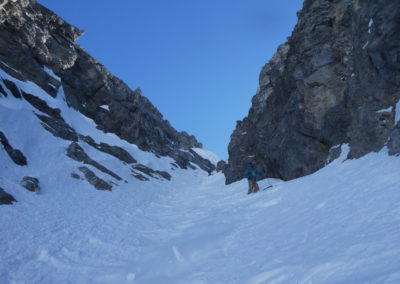 Couloir Ceillac - Le bousier