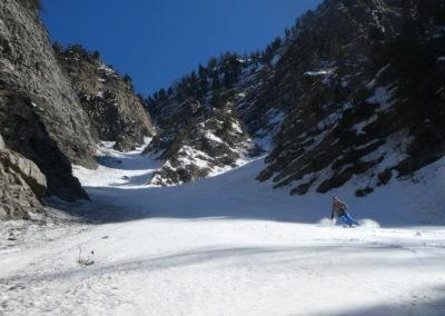 Torrent de l'Alpet - Le torrent de l'Alpet