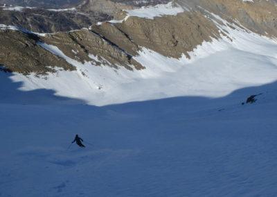 Raid ski randonnée Cerces - Crouzet