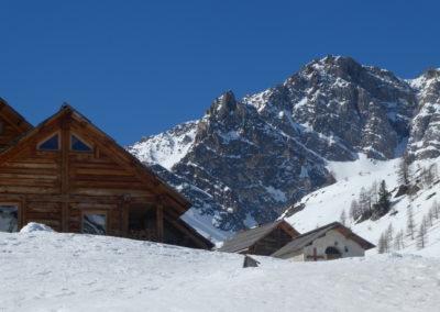 Raid ski randonnée Cerces - Refuge de Buffère