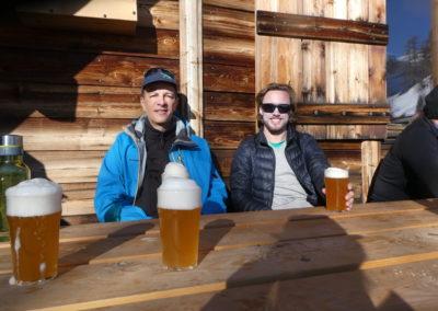 Raid ski randonnée Cerces - Récup active