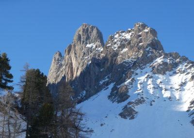 Raid ski randonnée Cerces - Crête des Raisins