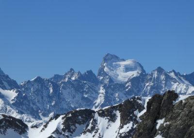 Raid ski randonnée Cerces - Barre des Ecrins