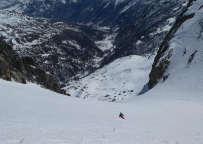 Raid ski randonnée Cerces - Yihaah!