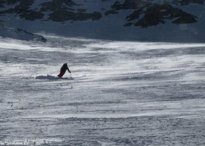 Raid ski randonnée Cerces - Toujours aussi bon