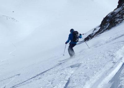 Raid ski randonnée Cerces - Divine poudreuse