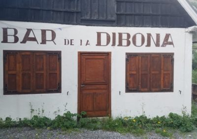 Dibona - Voie Madier - Bar de la Dibona
