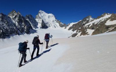 Stage découverte alpinisme