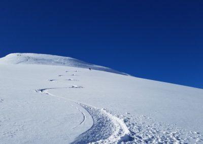 Ski d'été Mont Rose - Mmmm la bonne popow!