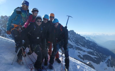 Week-end initiation alpinisme au Pic d'Arsine