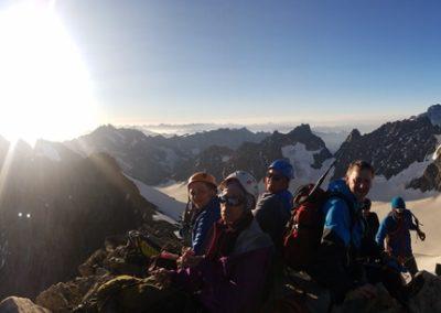 Initiation découverte alpinisme - Roche Faurio