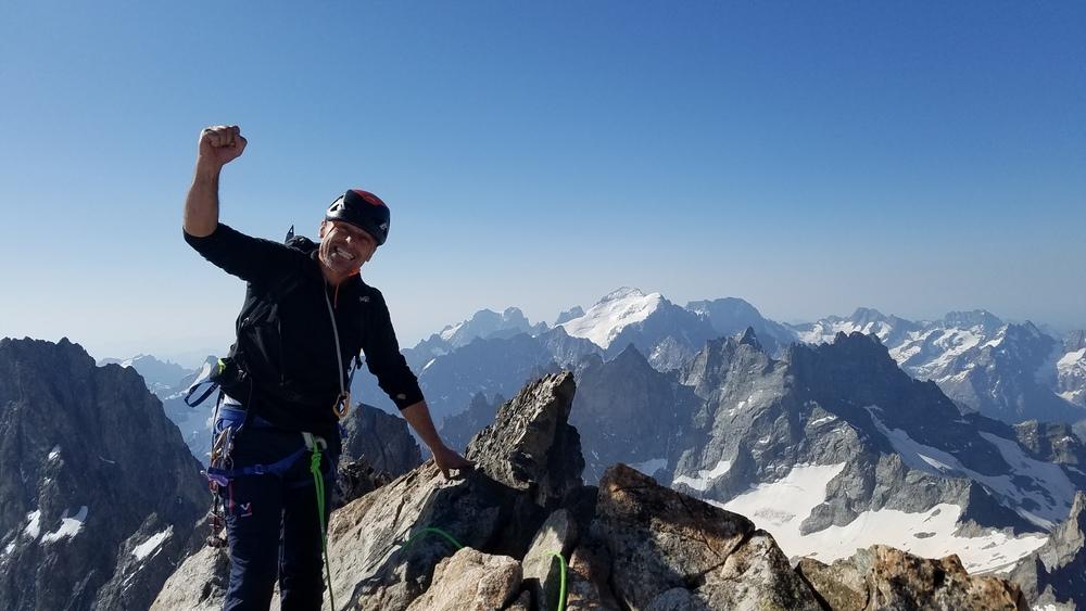 Une semaine d'alpinisme en oisans