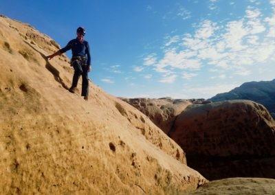 Zernouk El Daber - Comme avec les crampons!