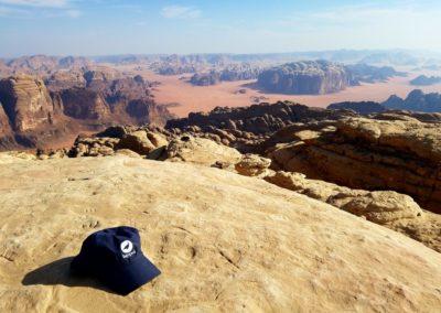 Al Thalamiyah - Sommet du Jebel Rum - Lagoped