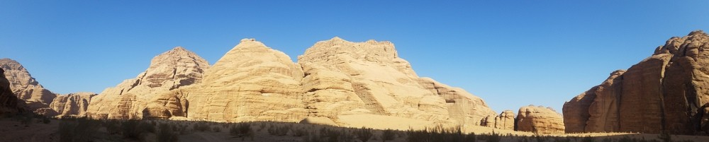 Barrah canyon - Le Jebel Barrah