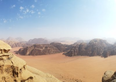 Wadi Rum - Voie Bédouine - Grandiose