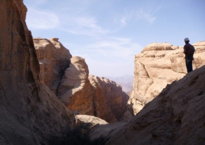 Al Thalamiyah - Quelques part dans le massif