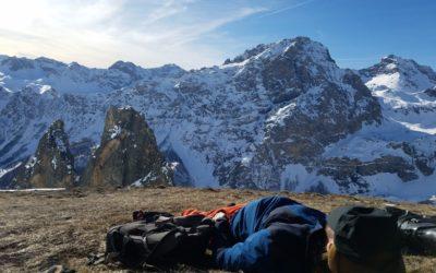 Raid à ski Ubaye – Val Maira – Val Varaita