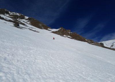 Raid Ski - Monté Vigna - Champ de moquette ****