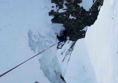 Chacal Bondissant - Alpe Huez - Guillaume en finit