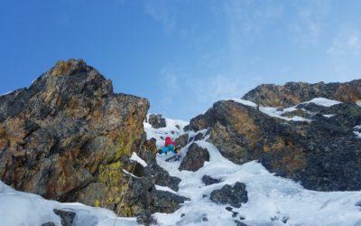 Cascade de glace Oisans – bis!