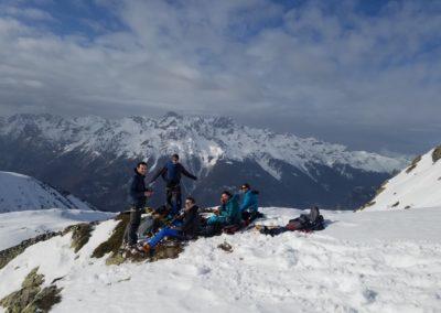 cascade glace Alpe Huez - Le pique nique tranquille