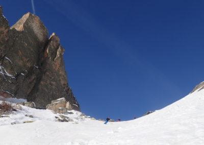 Raid ski - Eighier - Trop bon