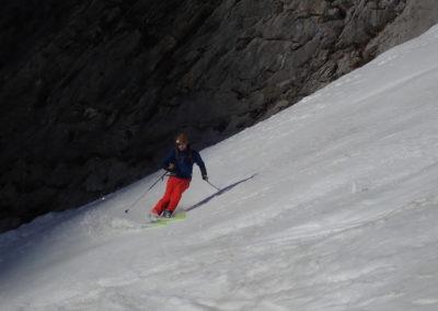 Raid ski - Eighier - Du plaisir sous la semelle