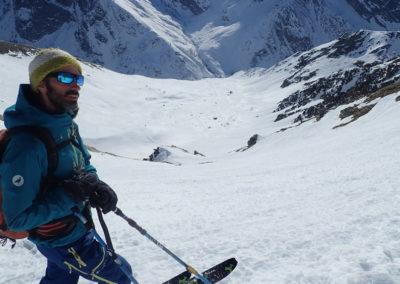 Raid ski - Monté Vigna - C'est pour qui ça?
