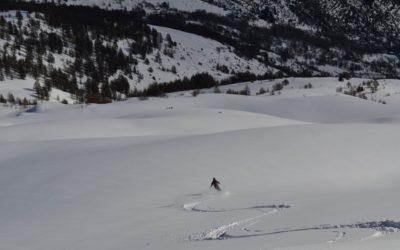 Ski Popow à la maison