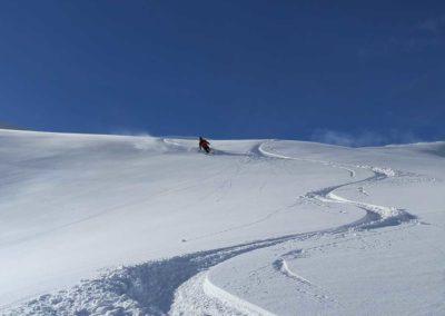 Tête des Raisins - Ski rando - Notre pain quotidien