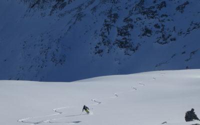 Raid ski Vanoise