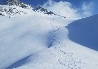 Raid ski Thabor