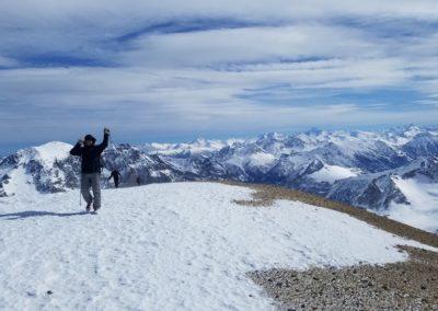 Raid Thabor - summit!